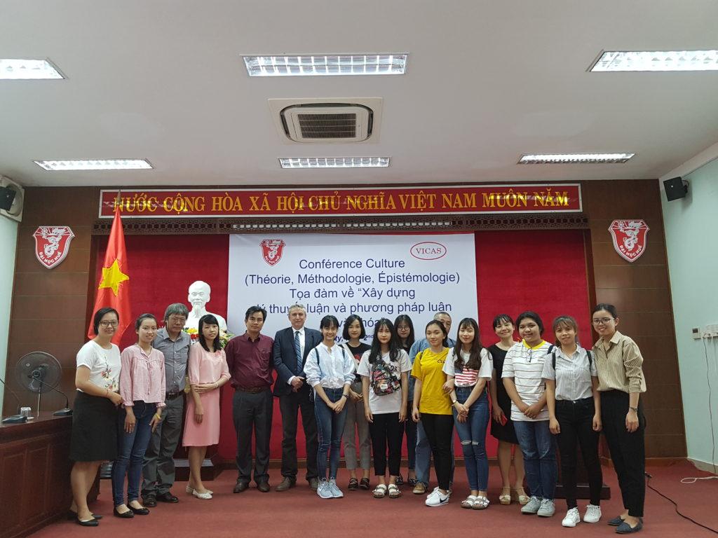 colloque Vietnam Mai2018