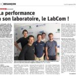 Labcom article presse sept 2019